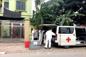 Cách ly 4 thôn của Gia Lâm (Hà Nội) do có 4 học sinh dương tính với SARS-CoV-2