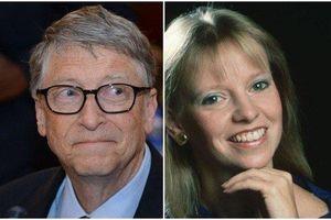 Hé lộ chân dung người yêu cũ hơn 5 tuổi của tỷ phú Bill Gates