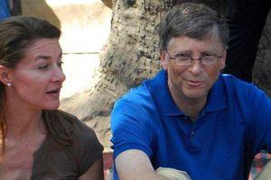 Vợ chồng Bill Gates giữ sự tôn trọng cho nhau cho đến cuối cùng