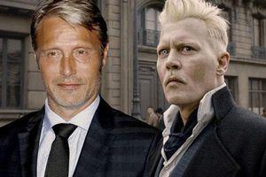 Bị nhận xét là 'bản nhái', người thay thế Johnny Depp trong Fantastic Beasts đáp trả gay gắt: 'Làm vậy chính là tự tử!'