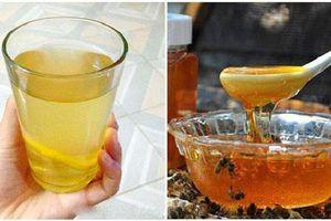 5 giờ 'vàng' trong ngày uống mật ong: Thải hết độc tố nội tạng, chữa đau dạ dày, giảm cân