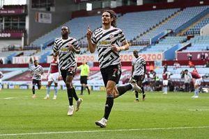 Kết quả Aston Villa 1-3 MU: Quỷ đỏ chặn ngày đăng quang của Man City