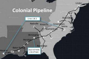 Hệ thống đường ống xăng dầu lớn nhất nước Mỹ bị gián đoạn vì tấn công mạng