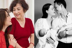 Ngày của mẹ: Diễm My nhớ người mẹ quá cố, Kim Lý tri ân đến 5 người phụ nữ