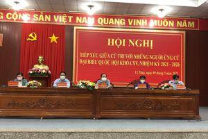 Nhiều kiến nghị của cử tri Hậu Giang gửi đến Phó Chủ tịch Thường trực Quốc hội