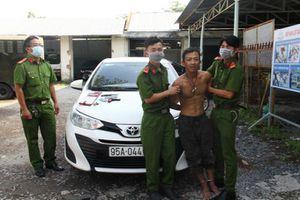 Giám đốc Công an tỉnh Hậu Giang chỉ đạo, truy bắt đối tượng cướp xe ô tô