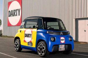 Citroen ra mắt xe van dành cho tuổi teen