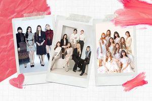 BXH thương hiệu girlgroup tháng 5/2021: BlackPink vẫn mất No.1, Twice - Oh My Girl đua nhau thăng hạng