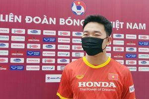 Lương Xuân Trường nói gì về cuộc cạnh tranh khốc liệt ở tuyển Việt Nam?