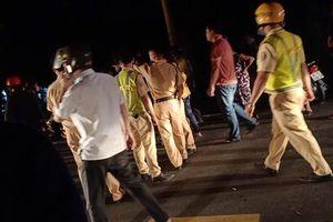 Bắt giữ 2 'quái xế' tông cảnh sát giao thông trọng thương