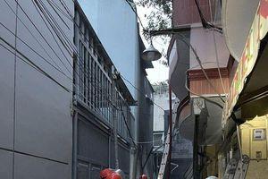 Những 'tử huyệt' trong vụ cháy nhà 8 người chết ở TP.HCM