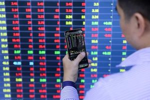 Ưu thế đang nghiêng về bên bán, nên đứng ngoài quan sát thị trường?