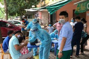 Tăng cường giám sát, truy vết các các trường hợp liên quan đến thông báo khẩn của Bộ Y tế