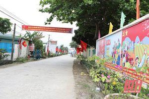 Huyện Vĩnh Lộc chuẩn bị tốt các điều kiện sẵn sàng cho ngày bầu cử
