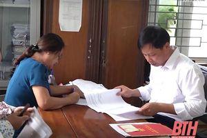 Đảng bộ thị trấn Yên Cát thực hiện có hiệu quả việc học và làm theo tư tưởng, đạo đức, phong cách Hồ Chí Minh