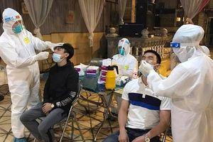 Bắc Ninh đã ghi nhận 89 ca dương tính với SARS-CoV-2