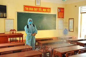Từ 10/5: Quảng Trị, Hòa Bình cho học sinh nghỉ học vì Covid-19 phức tạp