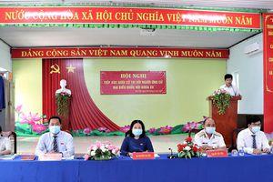 Chương trình hành động của 5 ứng cử viên ĐBQH khóa XV thuộc Đơn vị Bầu cử số 2