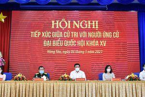 Chương trình hành động của 5 ứng cử viên ĐBQH khóa XV thuộc Đơn vị Bầu cử số 1