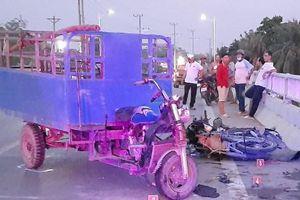 Xử lý hình sự đối tượng điều khiển xe ba gác gây tai nạn chết người
