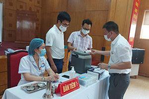 CDC Quảng Bình: Kiểm tra công tác bảo đảm an toàn tiêm chủng
