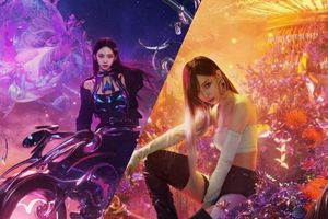 Vẻ đẹp đỉnh cao của Winter và Karina (Aespa) trong ảnh concept cho single mới