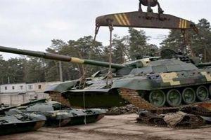 Báo chí đưa tin Moscow 'vô hiệu hóa' hàng trăm MBT Ukraine mà không cần vũ khí