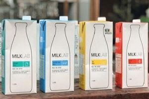 Áp dụng kiểm tra thông thường với sữa hạnh nhân Milk Lab 1l từ Úc