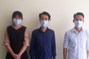 Phá đường dây đưa người nhập cảnh trái phép vào Việt Nam