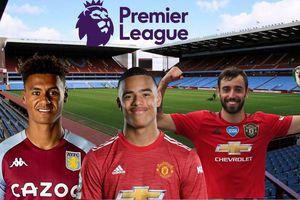 Dự đoán kết quả, đội hình xuất phát trận Aston Villa - MU