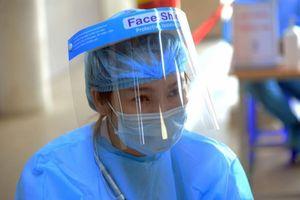 Hà Nội ghi nhận thêm 5 ca dương tính SARS-CoV-2