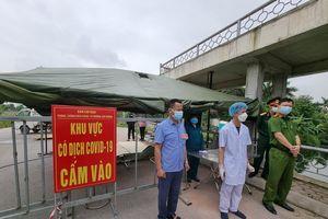 Ngày 9/5, Bắc Ninh phát hiện thêm 42 ca dương tính SARS-CoV-2