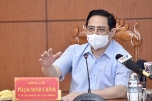 Thủ tướng triệu tập họp khẩn với 6 tỉnh biên giới Tây Nam để chống dịch COVID-19
