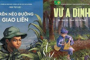 'Tự hào truyền thống Đội ta': Bộ ấn phẩm kỉ niệm 80 năm thành lập Đội TNTP Hồ Chí Minh