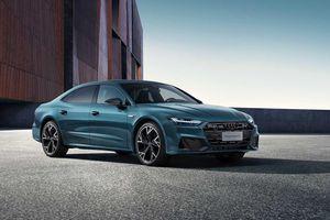 Chiêm ngưỡng Audi A7 L 2021 dành riêng cho thị trường đông dân nhất thế giới
