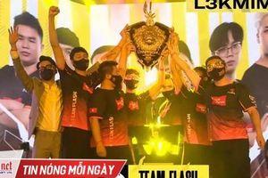 Team Flash vô địch Đấu Trường Danh Vọng lần thứ 5
