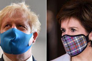 Lại nóng chuyện trưng cầu dân ý Scotland rời Vương quốc Anh