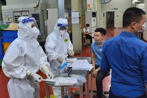 Bắc Giang: Ổ dịch ở KCN Vân Trung nguy hiểm, rất khó kiểm soát