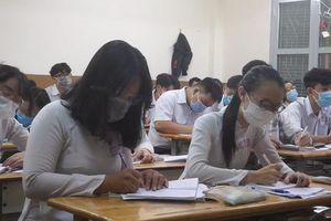Trường học ôn tập trực tiếp đảm bảo an toàn mùa dịch