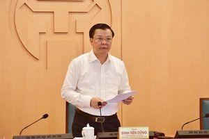 Bí thư Hà Nội: Không giãn cách, phong tỏa cực đoan