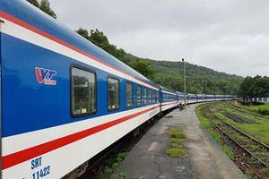 Đường sắt Bắc – Nam chỉ duy trì 3 đôi tàu khách