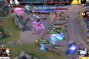 3 phút cuối trận Team Flash đè bẹp Saigon Phantom