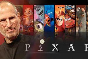 Cách Steve Jobs tạo nên hãng Pixar danh tiếng