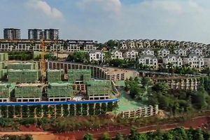Hơn 1.000 biệt thự ven hồ Điền Trì bị phá dỡ ở Trung Quốc