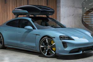 Porsche ra mắt phụ kiện cốp mui, ổn định ở vận tốc 200 km/h