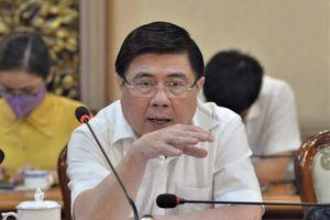 Chủ tịch TP.HCM: Không thể thấy âm tính với SARS-CoV-2 mà yên tâm