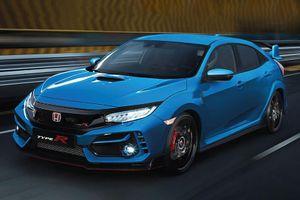 Honda Civic Type R 2021 được cải thiện cảm giác lái, bổ sung công nghệ