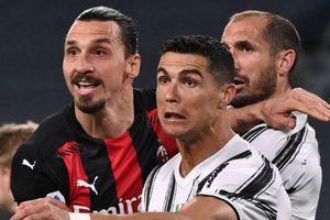 Ibra dùng tiểu xảo khiến Juventus nhận bàn thua