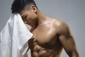 4 thói quen giúp nam giới xây dựng cơ bắp