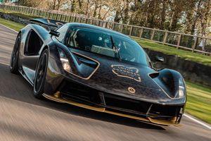 Siêu xe điện Lotus Evija được mở bán tại Malaysia, giá 3,8 triệu USD
